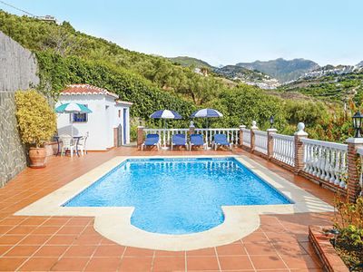 Photo for 2 bedroom villa, private pool, covered terrace, free Wi-Fi & air con