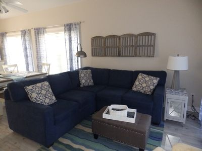 Photo for Ground Floor Condo on Bryd #16 -- Beautifully Decorated -- Great Rates!!
