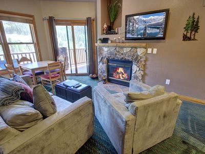 Photo for Hidden River Lodge 5965 - Mountain House in Keystone Resort Colorado