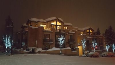 Photo for Luxury In-Town One-Level Condo with Elevator & Underground Parking.