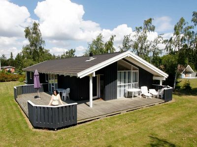 Photo for Quaint Holiday Home In Væggerløse With Sauna