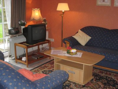 Photo for 2-room terrace (01 + 03) 4E1K - BUE - Haus Wildrose
