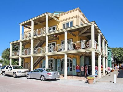 Photo for Seaside Proper! Dog Friendly Condo, Great Location, 2 Bedrooms