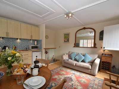 Photo for Studio 22 is the perfect romantic retreat in the pretty town of Rye, East Sussex