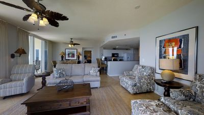 Photo for Sea's the day in this gorgeous beachfront unit!