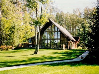Photo for 7 Eagles Vacation Home, Eagle River, WI