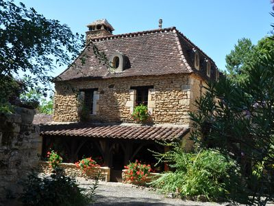 Photo for Arcadia, peaceful and warm charming cottage 2km from the river