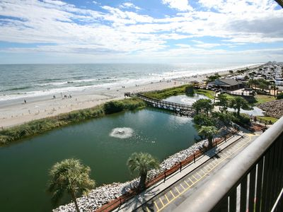 Photo for Myrtle Beach Resort B502 | Beautifully Decorated w/ Awesome Ocean Front View