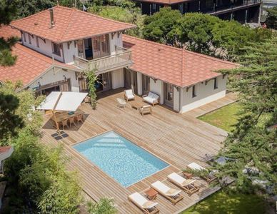 Photo for New villa of exception, true haven of peace, between Basin and Ocean