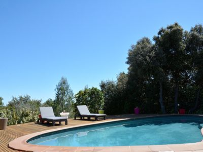 Photo for BEAUTIFUL VILLA WITH POOL AND VIEWS NEAR MONTPELLIER
