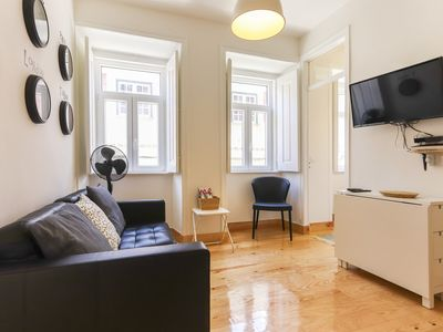 Photo for 3 room apartment in Bairro Alto are with washing machine