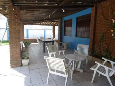 Photo for COMFORTABLE SPACIOUS HOUSE, 3 BEDROOMS 1 SUITE, LARGE BALCONY WITH SWIMMING POOL ,.