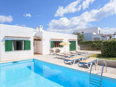 Photo for VILLA SMCD-MIM, CALA D'OR - 3 Bedrooms, Private Pool, WiFi, A/C, BBQ