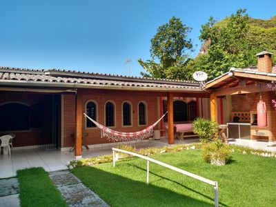 Photo for Spacious house with 2 bedrooms, 2 bathrooms, well located, near to Martim Sá