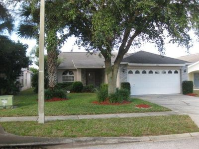 Photo for Lovely 3 bed, 2 bath pool home at Indian Ridge Oaks