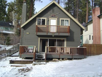 Photo for Moonridge Cabin Ski Slope Views, Sleeps up to 7, Family Friendly, Pets Ok!