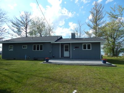 Photo for Beautiful Lake Front Home on North Long Lake, in Brainerd!