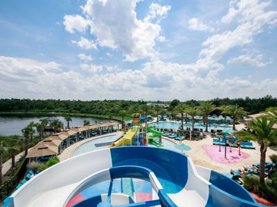 Photo for Resort with Waterpark & Pool Homes
