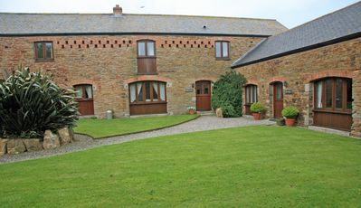 Photo for Luxury 5 Star Barn With Stunning Rural Views Nr Padstow Sleeping sleeps 2-4