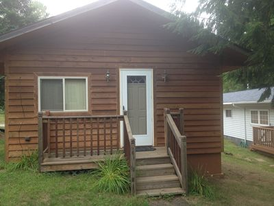 Photo for 1BR Cottage Vacation Rental in tomkahaw, Wisconsin