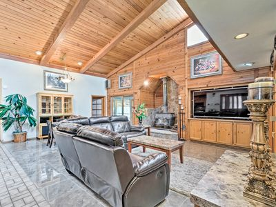 Photo for NEW! Luxury Home w/Covered Deck Near Ruidoso Downs