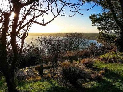 Photo for Stunning location above Carne Beach