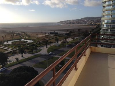 Photo for Coliseu Figueirense apartment in Figueira da Foz with balcony & lift.