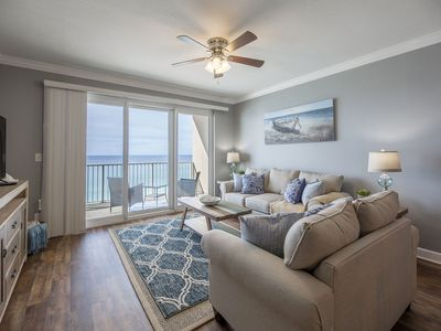 Photo for Remodeled, Redecorated Beachfront Condo!!