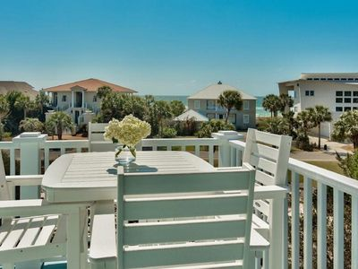 Photo for Fantastic 3 Bedroom Gulfview Home, New Coastal Chic Design, Open Now, Pool