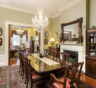 Main House - Dining Room