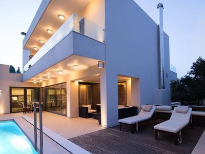 Photo for Villa Paradeisi: Luxury Home 300m from the Sea