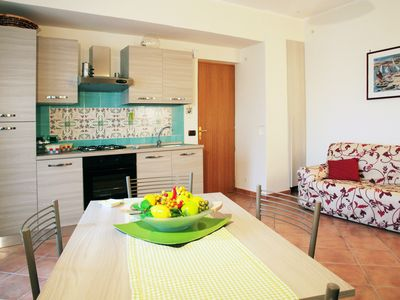Photo for large and quiet panoramic two-room apartment with garden and wi-fi