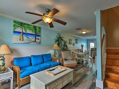 Photo for Port Aransas Condo w/On-site Pool - Walk to Beach!