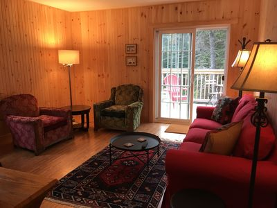 Photo for Secluded Carriage House Cottage, 10  minute walk to beautiful, North Shore beach