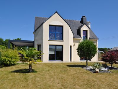 Photo for Comfortable house centered for discoveries of Brocéliande to the ocean
