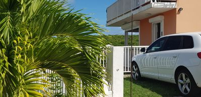 Photo for Quiet and ventilated apartment located 5 minutes from the beach of Anse Michel