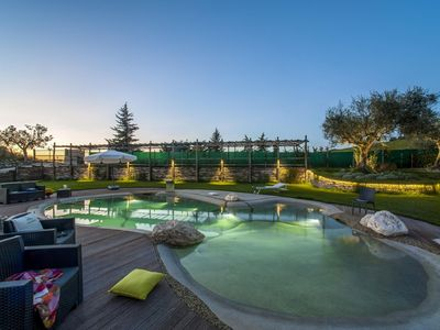 Photo for Lavish Holiday Home in Fermo with Swimming Pool