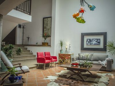 Photo for Homely House in Frailes with Maid Room and Garage
