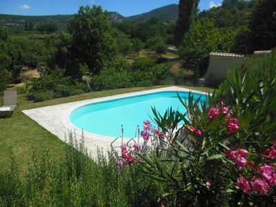 Photo for Country house in Beaumont-du-Ventoux (Vaucluse)