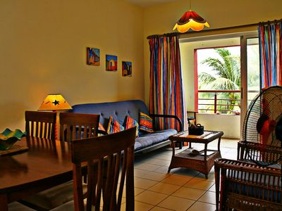 Photo for 2BR Apartment Vacation Rental in Flic en Flac, Black River