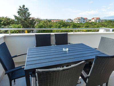 Photo for Superior One-Bedroom Apartment with Terrace