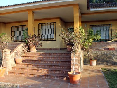 Photo for Chalet Chiclana de la Frontera with 3 bedrooms