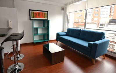 Photo for GEMMA - 1 Br. Modern Studio with washer / dryer