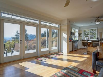 Photo for Hazel House -Gorgeous home with perfect views! Perfect for a winter getaway!