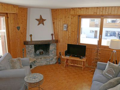 Photo for Apartment Grand-Place in Nendaz - 4 persons, 2 bedrooms