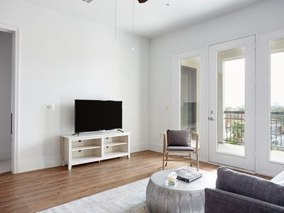 Photo for Sonder | The Hampstead | Serene 1BR + Parking