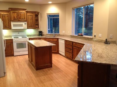 Photo for Comfortable Family Home - Skiing, Hot Tub, Great Location