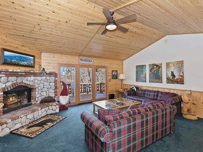 Photo for Klamath Retreat: Mountain & Valley Views from this Mountain Style Home in Upper Moonridge!