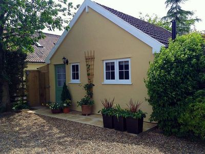 Photo for Pet friendly, Cottage for Couples in the Suffolk Countryside