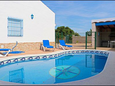 Photo for Lovely rural villa with private pool